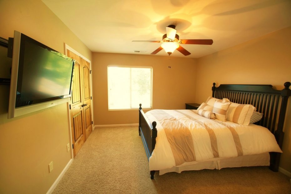 510 Black Butte Bed Room