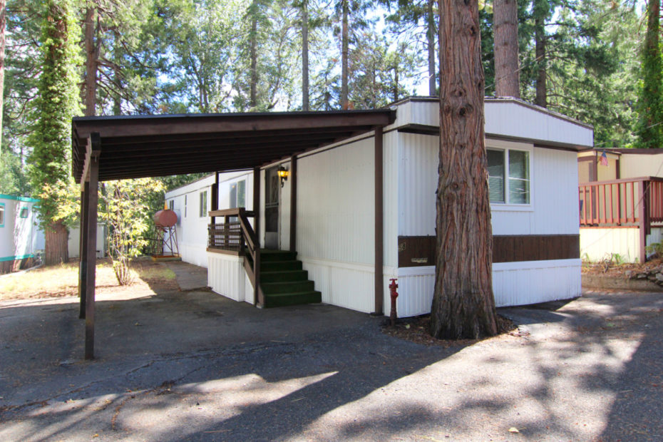 2601 N Old Stage Rd, Space 58, Mt Shasta, CA 96067
